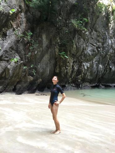Les grottes d'émeraude ou une autre idée du paradis.
