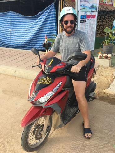 Le 2 roues en Asie c'est la vie !